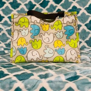 thirty-one Bags - Thirty-one All-In Organizer - Elephant print